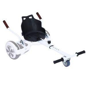 ACCESSOIRES GYROPODE - HOVERBOARD HoverKart - Complément Kit Kart pour Hoverboard Bl
