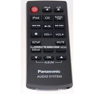 TÉLÉCOMMANDE TV TELECOMMANDE POUR MINI CHAINE HIFI PANASONIC