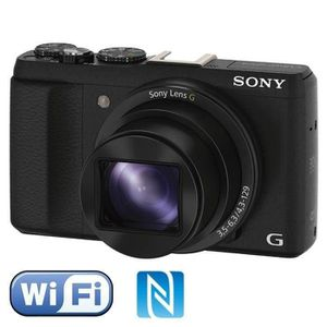 APPAREIL PHOTO COMPACT SONY DSC-HX60V- Compact - CMOS 20 MP Zoom 30x