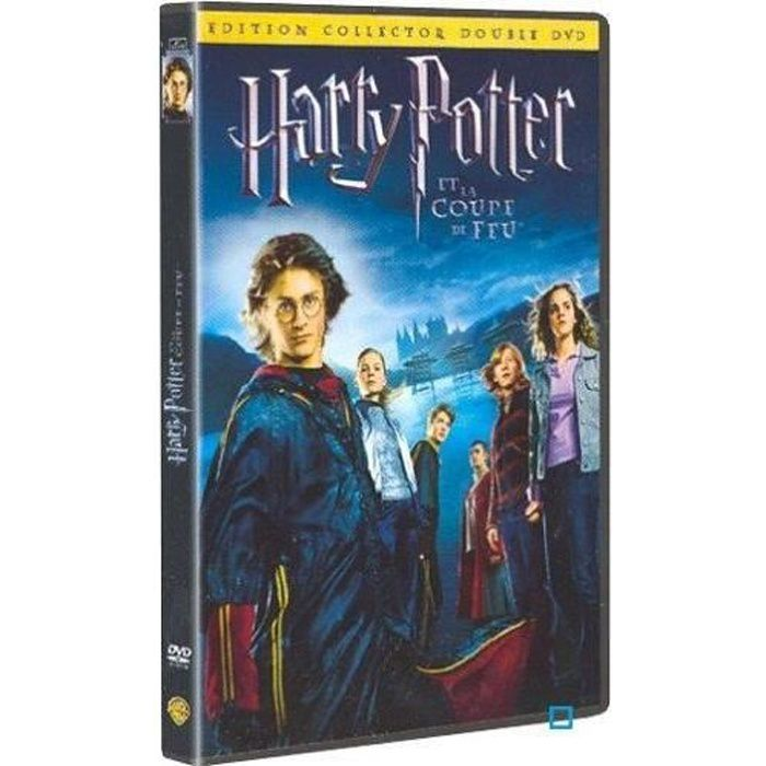 Dvd harry potter et la coupe de feu harry pot en dvd film pas cher cdiscount - Film harry potter et la coupe de feu ...