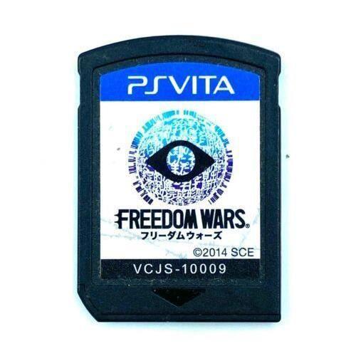 [JAP] Freedom Wars - Sony PS VITA - Cartouche seule - NTSC-J