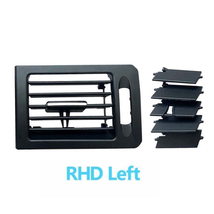Filtres à air,RHD Grille de ventilation pour climatiseur de tableau de bord, pour Mercedes Benz W204 classe C 180 - Type RHD Left