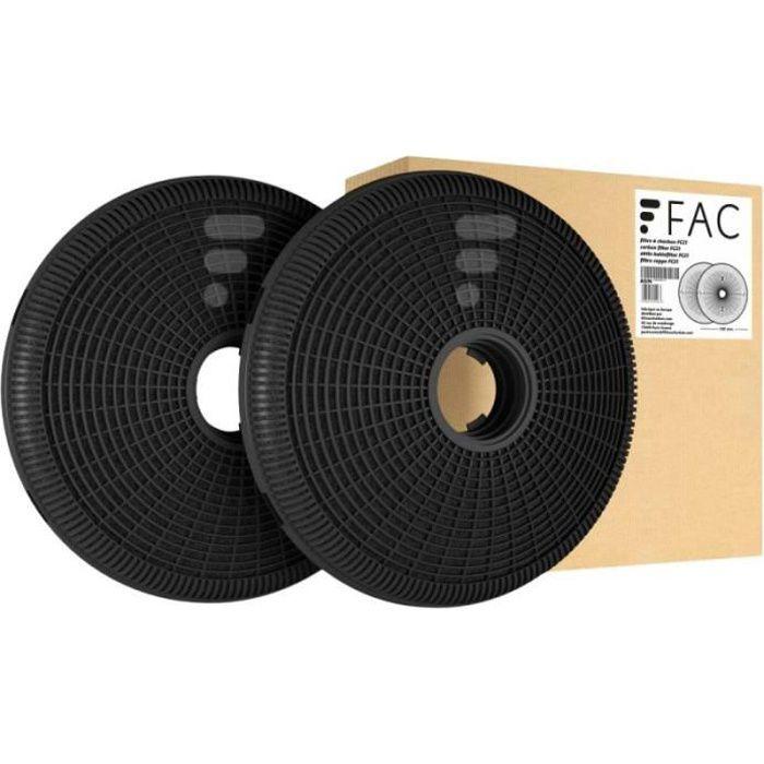 FC21 - filtre à charbon actif pour hotte Bosch DWP64BC50