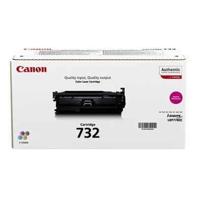Canon 1 cartouche de toner 732 M Magenta capacité standard 6400 pages