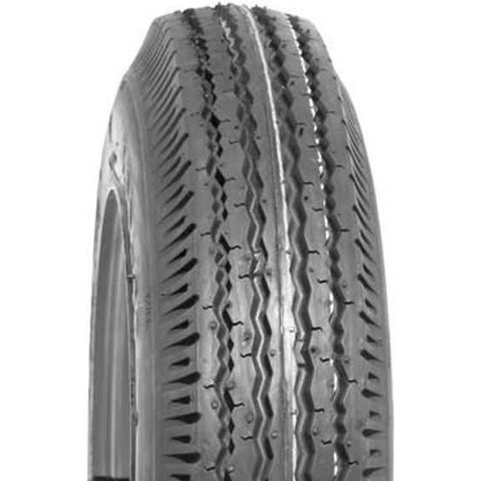 Pneu de remorque Tubeless 4.00-10 Deli Tire 4 PR S252 TL Charge Max 275 kg