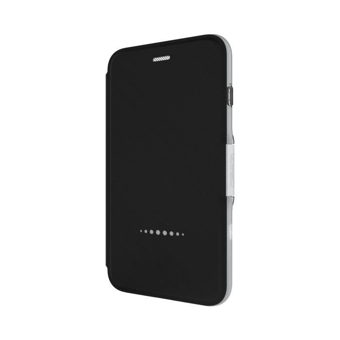 GEAR4 D3O Oxford Coque - iPhone 7 Plus - Argent