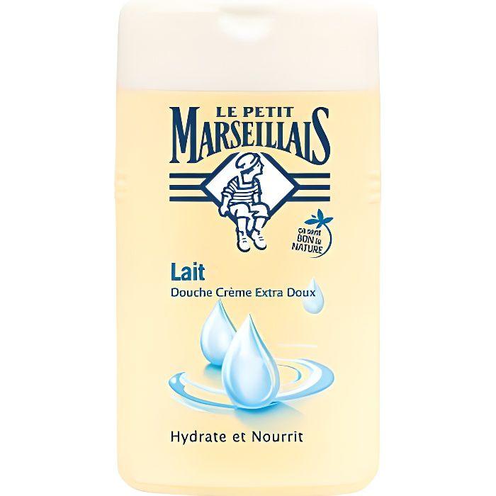 LE PETIT MARSEILLAIS Gel douche lait - 250 ml