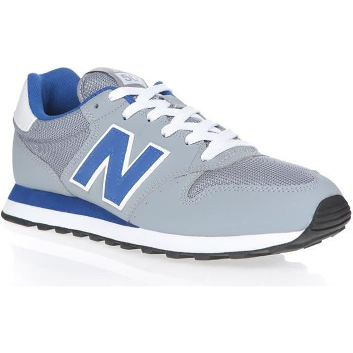 NEW BALANCE Baskets GM500TRS Gris/Bleu Mixte