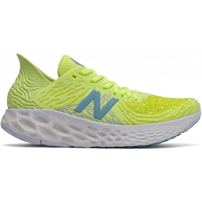 New Balance 1080 v10 Femmes Chaussures running jaune