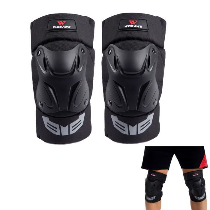 PROTEGE-CHEVILLES - CHEVILLERE,WOSAWE vélo vtt Protection genouillère coudière moto hors route Motocross - Type knee pads