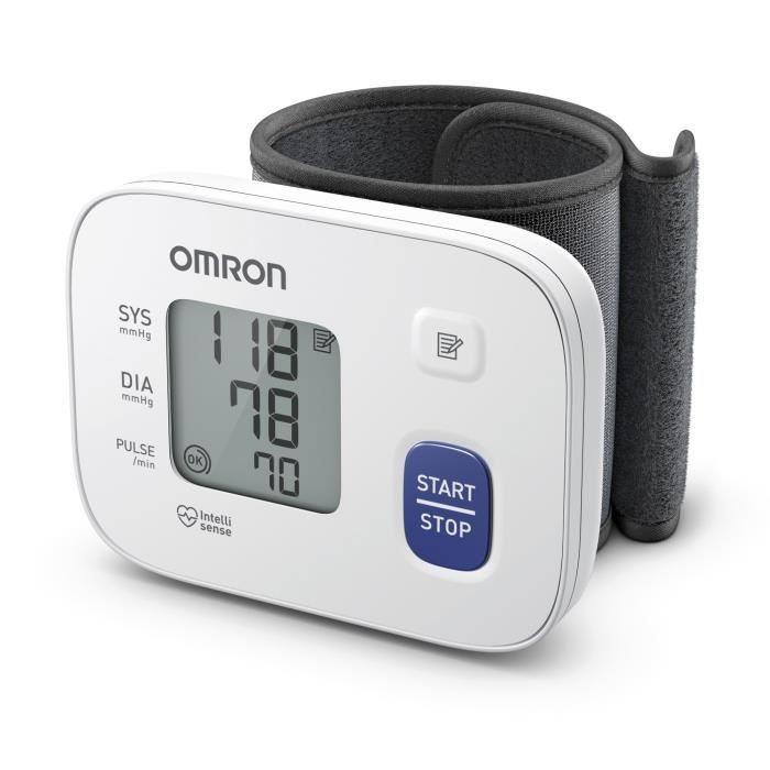 OMRON RS1 Intelli IT Tensiomètre Poignet