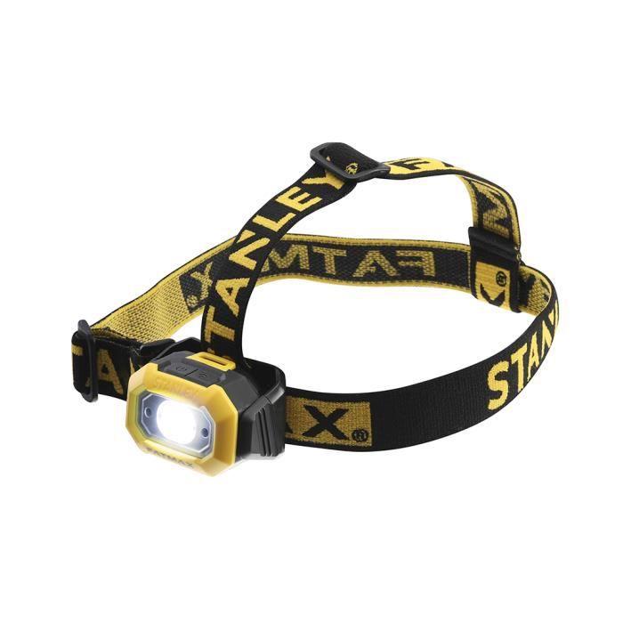 Stanley Lampe frontale, 200 lumens - FMHT81509-0