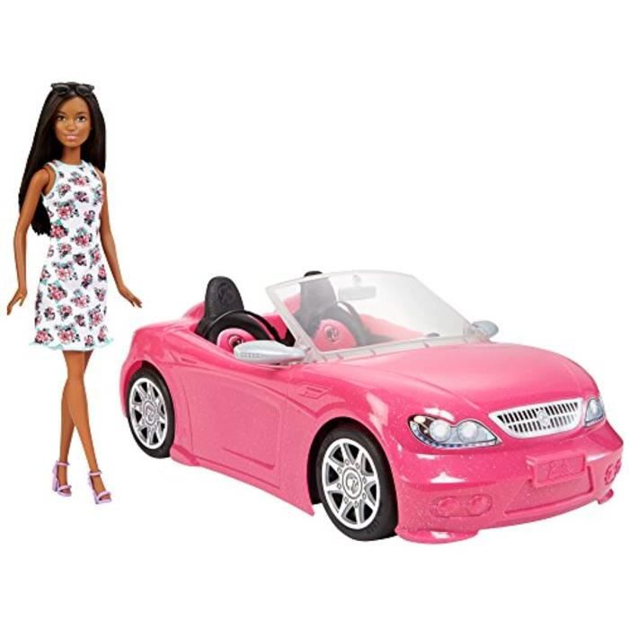 Poupée miniature poupées voiture bois nature 4 cm