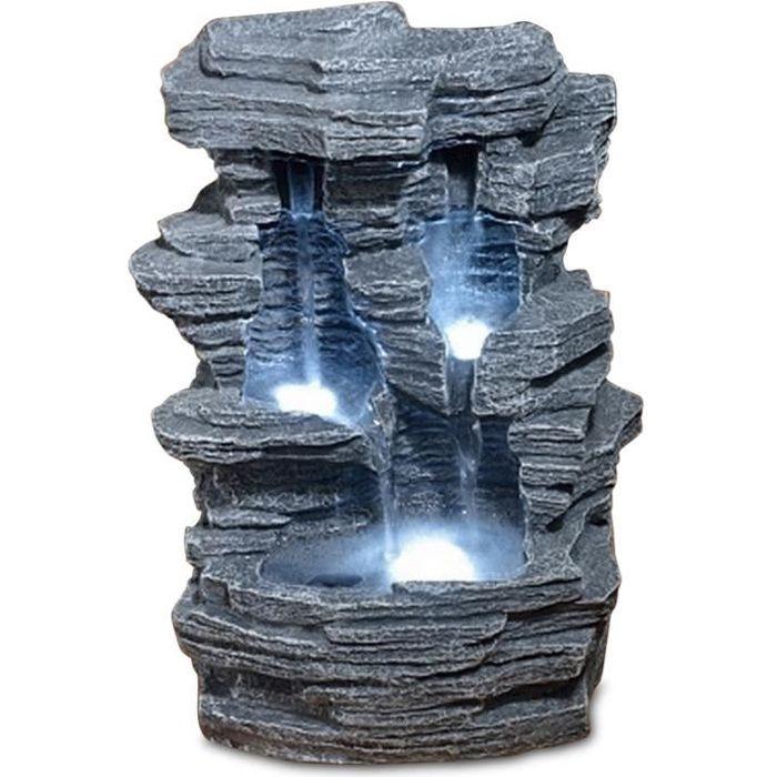 zen light fontaine led d interieur nature gran