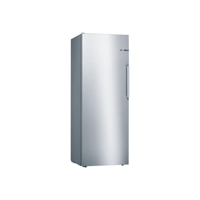 RÉFRIGÉRATEUR CLASSIQUE BOSCH KSV29VL3P - Réfrigérateur 1 porte - 290 L -