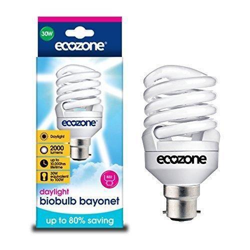 AMPOULE - LED Biobulb Ampoule Basse Consommation, Baionnette B22