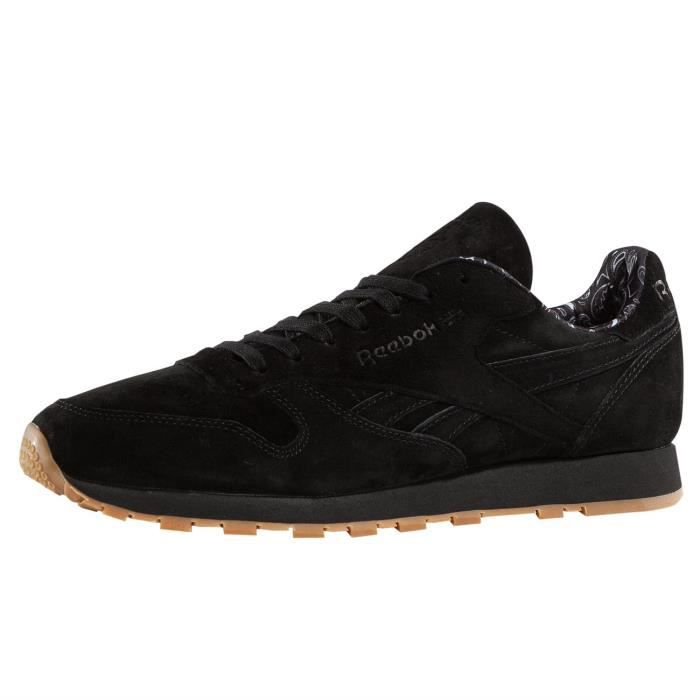 Reebok Homme Chaussures / Baskets Leather TDC