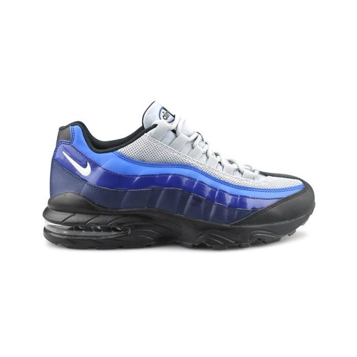 BASKET Basket Nike Air Max 95 Junior Bleu 905348-006 ...