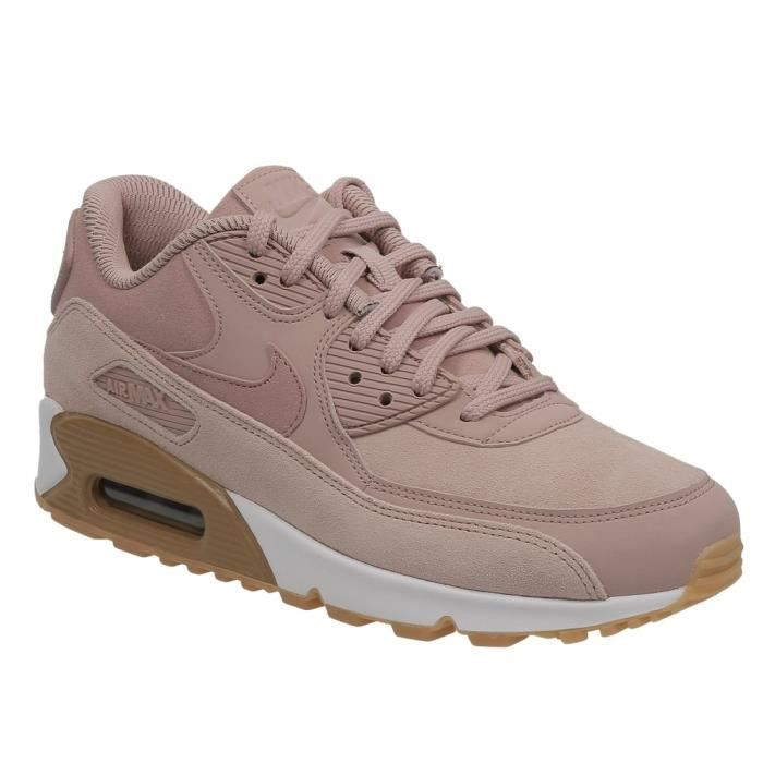 Nike Air Max 90 SE wmns particle pink particle pink 881105 601