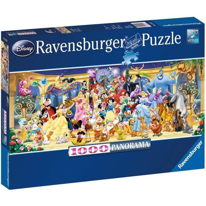 PUZZLE RAVENSBURGER - Disney classiques - Puzzle Photo de