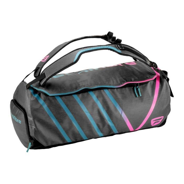 Sac de Tennis Tecnifibre Women Endurance RackPack coloris Grey - Blue - Pink