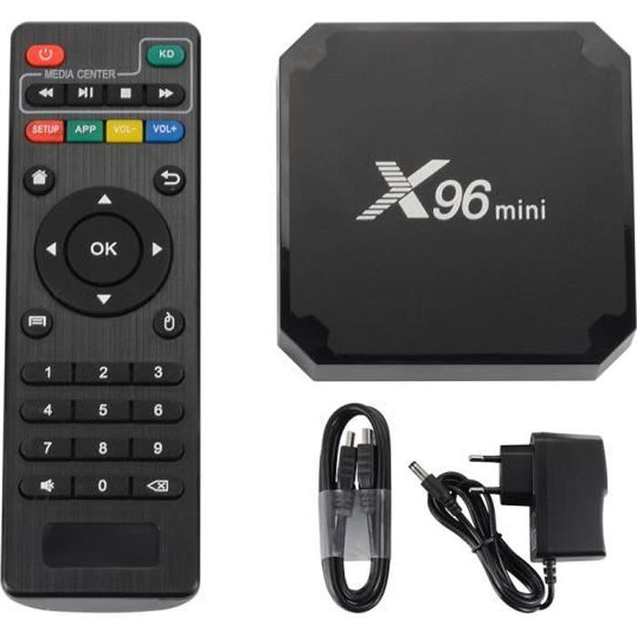 BOX MULTIMEDIA XCSOURCE X96 Mini Android TV Box Android 7.1 Smart