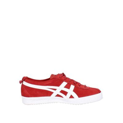 Femme Sneakers Tiger 40 Onitsuka Rouge qEz08B8