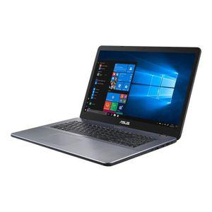 ORDINATEUR PORTABLE ASUS VivoBook 17 X705UF GC056T Core i7 8550U - 1.8
