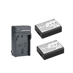 BATTERIE INFORMATIQUE *2 Batterie LP-E10 et *1 Chargeur Portable Kit,pou