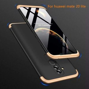COQUE - BUMPER Coque Huawei Mate 20 Lite,Ultra Slim 3 en 1 Rigide