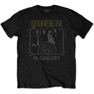 T-SHIRT Queen Live In Concert Bohemian Rhapsody Rock offic