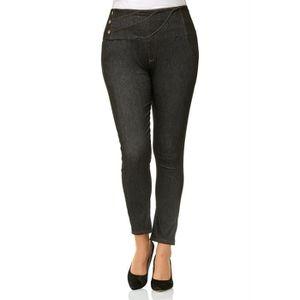 LEGGING Pantalon surdimensionné pour dames avec élément en
