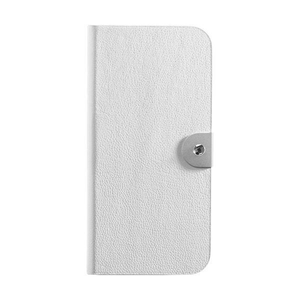 SWAROVSKI Etui Iphone 5 Avec Cadre Métal - Blanc
