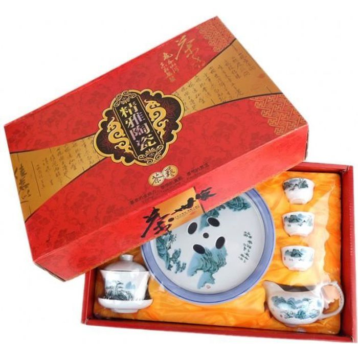 Service A Thé Chinois - Art Du Service Zhong