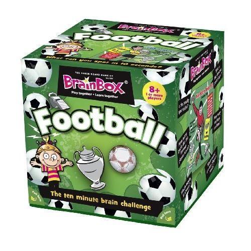 BRAINBOX FOOTBALL - JEU DE CARTES
