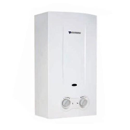 Junkers W 10 KB 23, verticale, Sans réservoir (instantané), Système de chauffe-eau unique, Intérieur, Méthane, Blanc