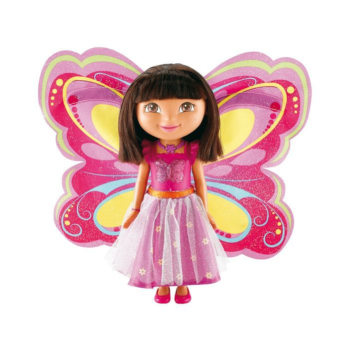 Dora Fée Magique - Princesse enchantée
