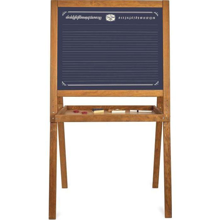 VILAC - Grand tableau d'écolier vintage