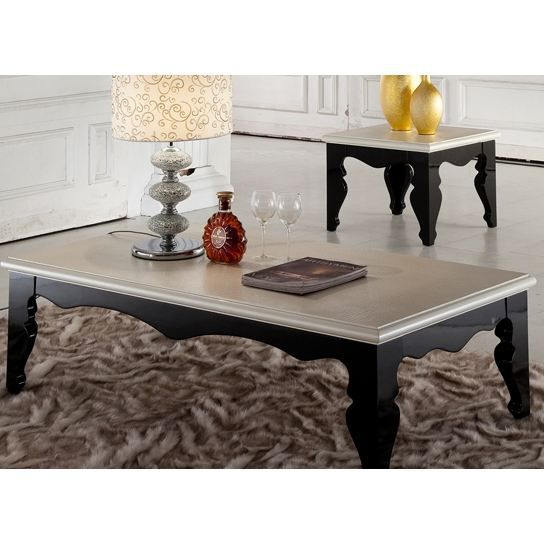 mobilier table table basse baroque design. Black Bedroom Furniture Sets. Home Design Ideas