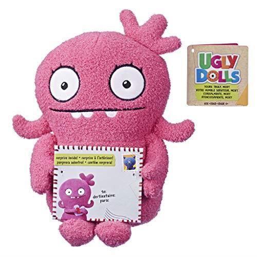 PELUCHE Ugly Dolls - Peluche Uglies Message Secret Moxy -