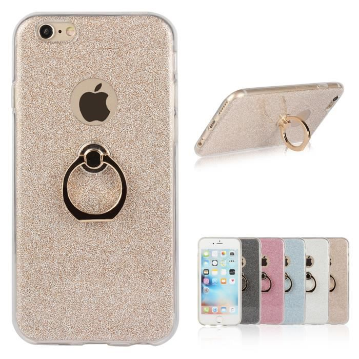 coque bague iphone 8