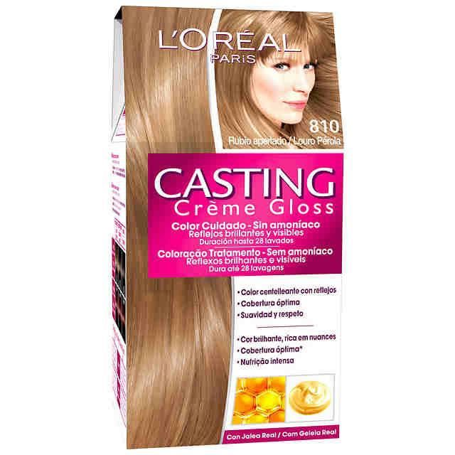 coloration coloration loreal casting creme gloss 810 - Casting Coloration