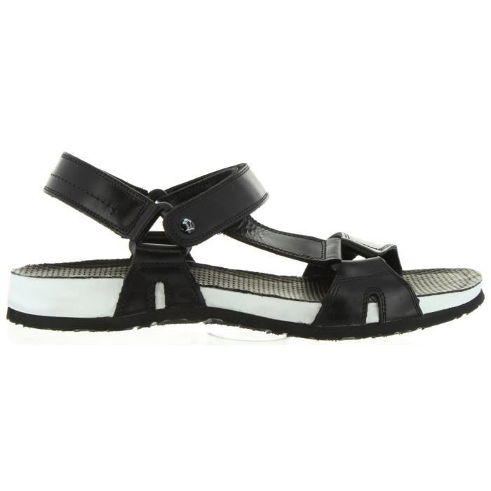 Sandales pour Homme PANAMA JACK FRODO BW C1 PULL-UP NEGRO