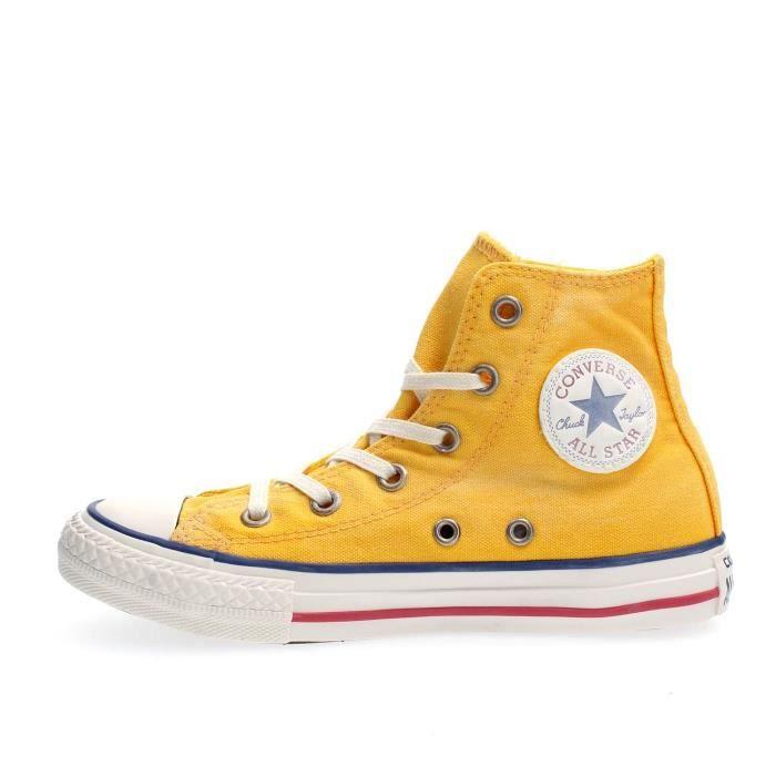 converse jaune 32