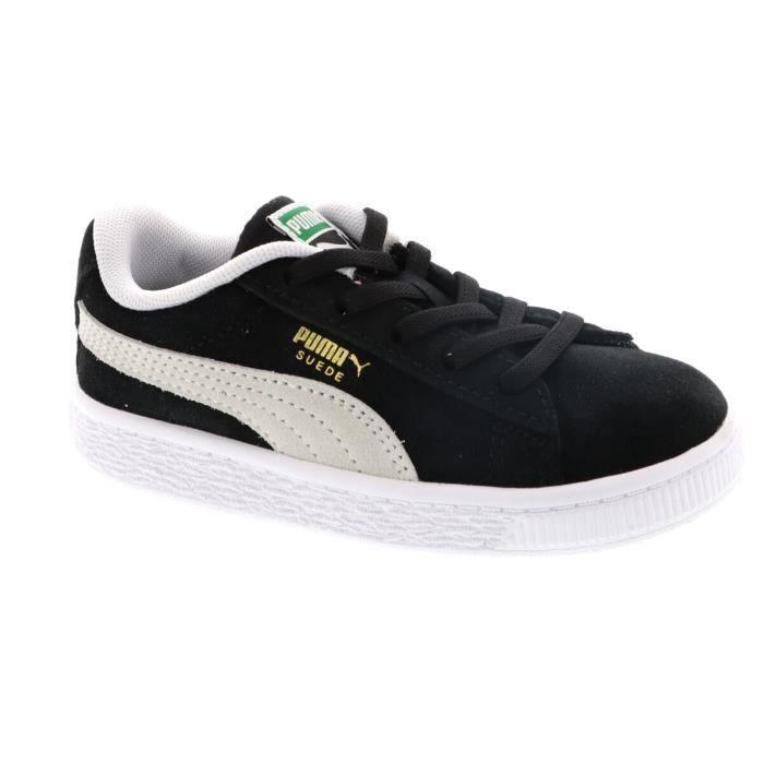 Puma baskets Garçon en couleur Noir - Taille 27