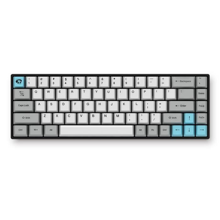 Clavier Gamer G413 Silver Azerty Mecanique Clavier BUT