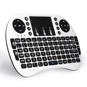 CLAVIER D'ORDINATEUR 2.4G Mini clavier sans fil Pour Android TV Box, PC