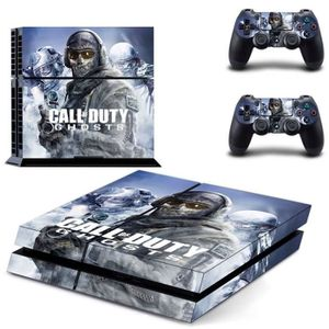 STICKER - SKIN CONSOLE Call of Duty Ghosts COD Skin Sticker Decal Autocol