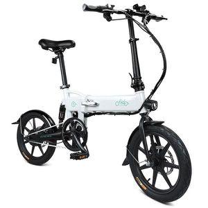 KIT VÉLO ÉLECTRIQUE FIIDO D2 Ebike, vélo électrique pliable avec phare