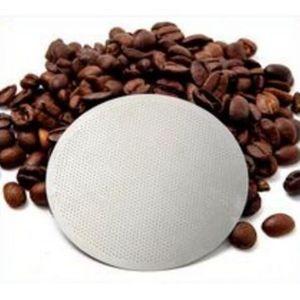 FILTRE Â CAFÉ JETABLE Kabalo filtre à café solide en acier inoxydable -